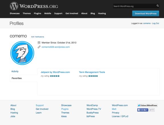 WordPress › Profiles » comemo-1